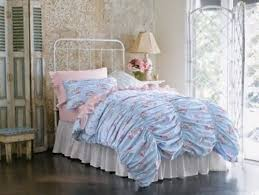 as the blue i will attach a promo photo of the duvet to this post not my room and then a photo of one possible paint color i had been pondering blue shabby chic bedding