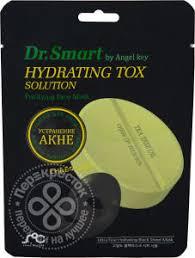 Купить <b>Маска для лица Dr. Smart</b> Hydrating Tox Solution 25мл с ...