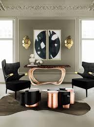 living room modern table sets luxury pertaining