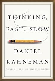 Image result for thinking fast and slow