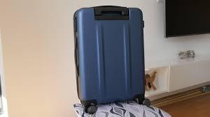 Обзор <b>чемодана Xiaomi 90</b> Minutes Suitcase