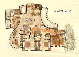 images about house plan ideas on Pinterest   Hobbit houses    Hobbit House Floor Plans   Fantasy House Plan Hansel   aboveallhouseplans com  it just