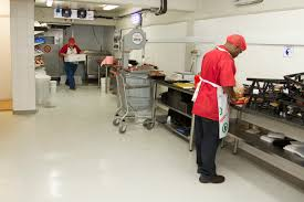 tal supplies polyurethane flooring solution for spar tal x calibur x tech urafloor ht was supplied for the bakery and butchery processing floors where food preparation and cold storage occur these areas were