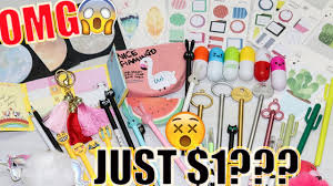 $1 WISH APP STATIONERY HAUL - Online Shopping In India ...