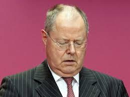 El candidato del SPD en las elecciones del pasado domingo, Peer Steinbrück. EFE - 1380318529181spddn