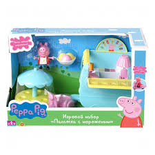 Игровой набор Toy Options (Far East) Limited <b>Peppa Pig</b> 33849 ...