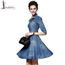 Buy Fashion 2018 <b>Spring</b> Summer <b>Women</b> Dress Half Sleeve Floral ...
