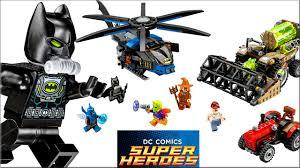 <b>Lego</b> DC <b>Super</b> Heroes 76054 Бэтмен Жатва страха. Обзор ...