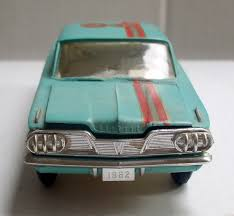 1962 Pontiac Tempest 1962 Pontiac Tempest 1 25 Scale Model Car Turquoise With Decals