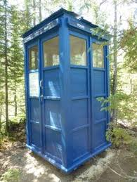 Build an Outhouse   Free Outhouse Plans at PlansPin comHow to Build an Outhouse