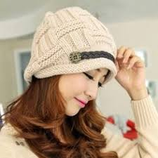 <b>Hot Sale</b> Fuzzy Ball Pure Color Knitted <b>Hat</b> For <b>Women</b> | my new ...