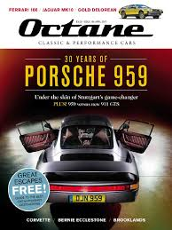 Octane UK Issue 166 April 2017 | Vehicles | Automotive Industry