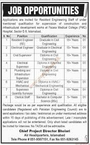 resident engineer electrical engineer civil supervisors resident engineer electrical engineer civil supervisors electrical supervisor hvac and mechanical and other jobs dawn jobs ads 04 2016
