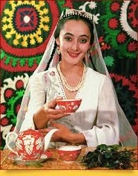 Чай в Средней Азии. Культура и правила чаепития. Местные ...