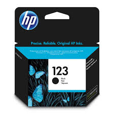 Купить <b>Картридж</b> для струйного принтера <b>HP</b> F6V17AE (№<b>123</b>) в ...