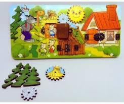<b>Деревянные игрушки Нескучные Игры</b>: каталог, цены, продажа с ...