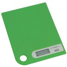 42 отзыва на <b>Кухонные весы First FA</b>-<b>6401</b>-<b>1-GN</b> от покупателей ...