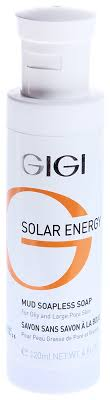 <b>GIGI Мыло ихтиоловое</b> / Mud Soapless <b>Soap</b> SOLAR ENERGY <b>120</b> ...