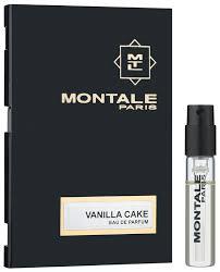 Пробник Montale Vanilla Cake - купить духи Пробник ... - PARFUMS