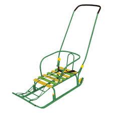 <b>Санки</b> «Тимка 5 классик» (арт. Т5КЛ) зеленые NIKA - купить в ...