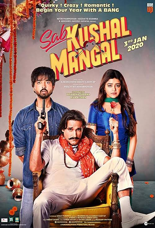 Download Sab Kushal Mangal (2020) Hindi Full Movie 480p | 720p