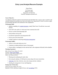 analyst resume example resume summary examples business    sample business analyst resume entry level entry level business    analyst resume example resume summary examples business