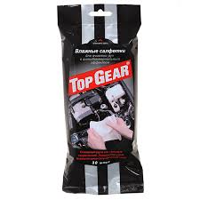 <b>Влажные салфетки Top</b> gear для рук   Магнит Косметик