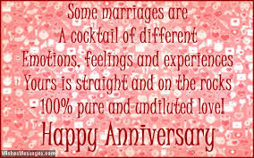 Anniversary Wishes for Couples: Wedding Anniversary Messages for ...