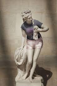 Isn't That King David? Nope, It's Just Dave | <b>Vintage statues</b>, <b>Statue</b> ...