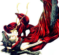 little red riding hood all things i ve come to love little red riding hood