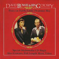Cover David Bowie  amp  Bing Crosby   Peace On Earth   Little Drummer Boy Hitparade ch