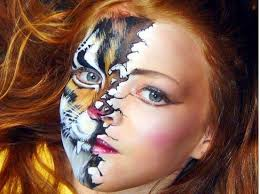last minute costumes make up costume ideas face makeup creative site bright