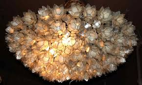 capiz pendant customer comments pottery barn capiz shell chandelier capiz shell lighting fixtures