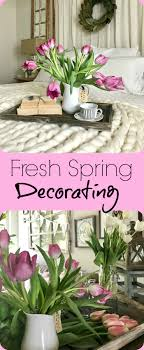Spring Decorating Fresh Spring Decorating The Design Twins Diy Home Decor