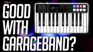 <b>iRig Keys</b> I/O Review - Good With GarageBand? - YouTube