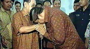 Image result for gus dur - sby