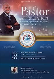 pastor appreciation flyer templates graphicmule hope pastor appreciation flyer poster template