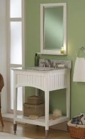 open bathroom vanity cabinet: sagehill designs sa quot bathroom vanity cabinet with open shelf from the seaside collection