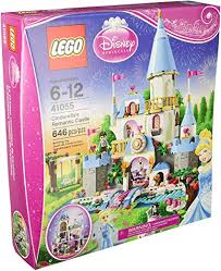 LEGO Disney Princess Cinderella's Romantic Castle ... - Amazon.com