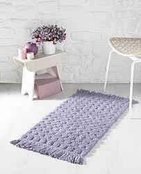 Купить вязаные <b>коврики для ванной</b> недорого в Москве - фото ...