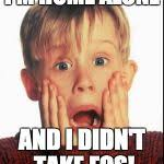 Home Alone Kid Meme Generator - Imgflip via Relatably.com