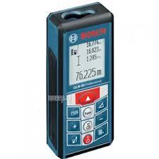 <b>Дальномер Bosch GLM 80</b> 0601072300