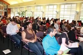 considering and applying to graduate school workshop  audience workshop 2