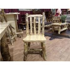 kitchen table chairs rustic aspen