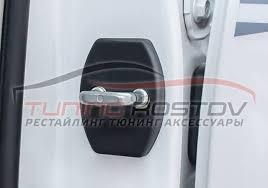 <b>Накладки на петли</b> дверей пластик - Автозапчасти во ...
