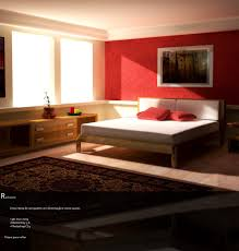 Red Color Bedroom Red Bedrooms