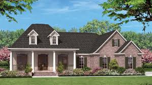 Bedroom House Plans   BuilderHousePlans comFrench Country Style House   Plan HWBDO   Bedroom