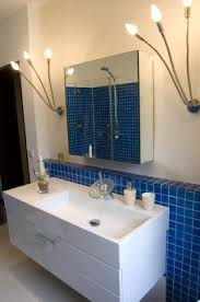this photograph shows the proper alignment for bathroom vanity lights bathroom vanity lighting