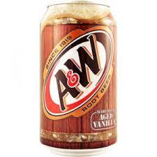 <b>Газированная</b> вода <b>A&W Root</b> Beer Aged Vanilla   Отзывы ...