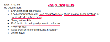 best examples of what skills to put on a resume proven tips skills for resume